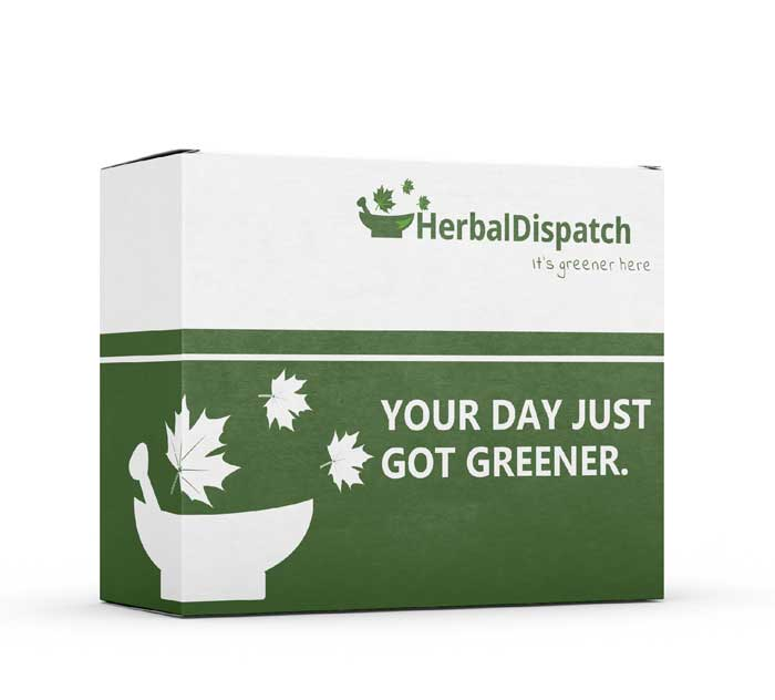 HerbalDispatch Box